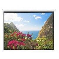 Franken ECO W2400 x H1800mm Electric Roll-Up Projection Screen