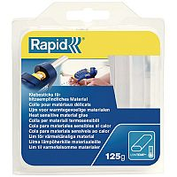 Rapid Low Temperature Multipurpose Glue Sticks 125g 40107349