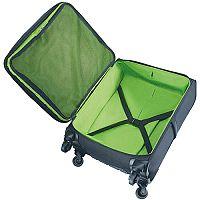 Leitz Smart Traveller 4 Wheel Carry On Laptop Bag 62270095