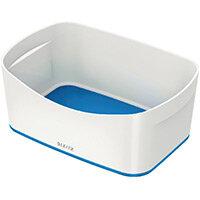 Leitz MyBox Storage Tray White/Blue 52571036 Pack of 4