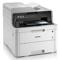 Brother MFC-L3730CDN Colour Laser Multifunction Printer - LED - A4 - USB / Ethernet, Duplex, 2400 x 600 dpi