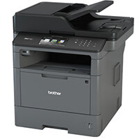 Brother MFC-L5700DN Pro 4-In-One Mono Laser Printer Fax Auto Duplex Network