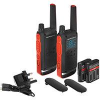 Motorola T82 Twin Pack BP00810EDRMAW