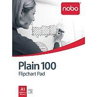 Nobo 100 A1 Flipchart Pad Pack 2 33681