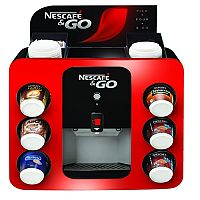 Nescafe & Go Drinks Machine for Hot Beverages Ref C02405