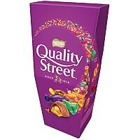 Nestle Quality Street 265g Chocolates Box Assorted (Pack 1) 12307619