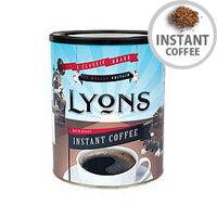 Lyons Instant Coffee Granules 750g Pack of 1 NWT875