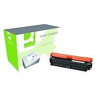Q-Connect HP 651A Toner Cartridge CE340A Black CE340A-COMP