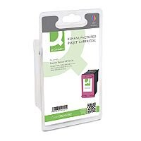 HP 301XL Compatible Tri-Colour Ink Cartridges CH564EE Q-Connect