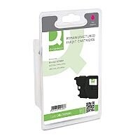 Brother LC985M Compatible Magenta Ink Cartridge Q-Connect