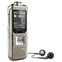 Philips DVT8010 Digital Voice Tracer 8GB Internal Memory