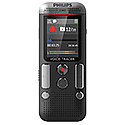 Philips Voice Tracer 8GB Internal Memory Digital Voice Recorder DVT2710 DNS