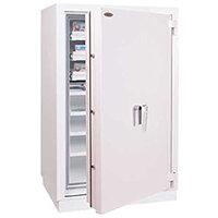 Phoenix Millennium Duplex DS4653E 418L Data Safe with Electronic Lock Grey