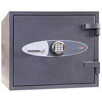 Phoenix Venus HS0652E 46L Security Safe With Electronic Lock Grey