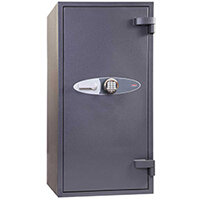 Phoenix Venus HS0653E 90L Security Safe With Electronic Lock Grey