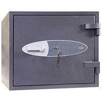 Phoenix Neptune HS1052K 46L Security Safe With Key Lock Grey