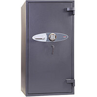 Phoenix Planet HS6074E 190L Security Safe With Electronic Lock Grey