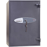 Phoenix Cosmos HS9073K 218L Security Safe With Key Lock Grey