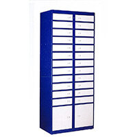 Phoenix Security Storage Locker SL0026 26 Cell Add On for SL0024E With Electronic Lock (controlled from SL0024E) - Custom Colour