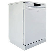 Pikapak 60Cm 12 Place Freestanding Dishwasher A+Aa White Xd401W