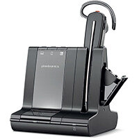 Plantronics Savi Office 8240 DECT 3-in-1 Headset 211819-02