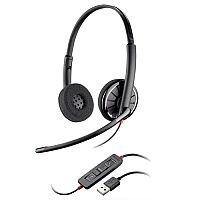 Plantronics Blackwire C320 UC Headset Black 85619-01