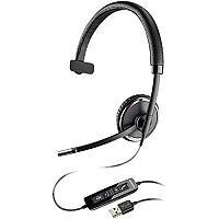 Plantronics Blackwire C510 Headset Monaural Corded USB