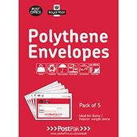 Polythene Bubble Mailer Size 1