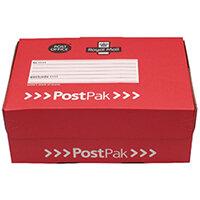 Postpak Mailing Box Small Parcel Shoe Box Pack of 20 POF71025