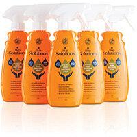 Hand Sanitising Spray 64% Alcohol 250ml Pack of 6 X/8674