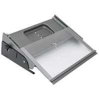 Multirite Medium Document Holder and Writing Slope Black and Grey 9280403