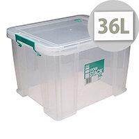 StoreStack 36 Litre Storage Box W480xD380xH320mm RB90124