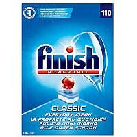Finish Classic Regular Dishwasher Tablets 110 Pack 3032090