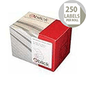 Blick Address Label Roll 36x89mm (250 Labels)