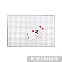 Franken Grid Board ValueLine 60x45cm Lacquered Steel RT2812