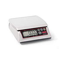 Rubbermaid 6kg Premium Dishwasher Safe Stainless Steel Digital Scale