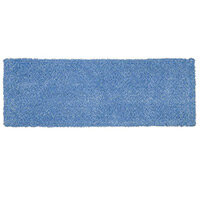 Rubbermaid Cleaning & Disinfecting Mop Head With Flaps & Pockets For R050840 Blue
