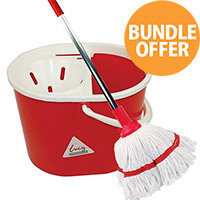 Red Cleaning Bundle