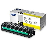 Samsung CLT-Y506S Yellow Laser Toner Cartridge