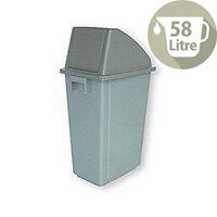 Turning Cover Gathering Bin 58 Litre 124711