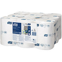 Tork Extra Soft Coreless 3-Ply Premium Toilet Roll Pack of 18 472139