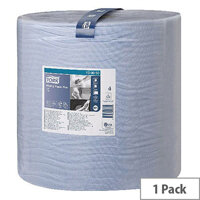 Tork Advanced Wiper Blue Roll 510m (1 Roll) 130050