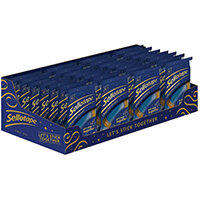 Sellotape Original 24mmx50m Golden Tape Pack of 24 1677859
