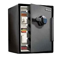 Sentry Fire-Safe Water Resistant 56 Litre Electronic Lock SFW205FYC