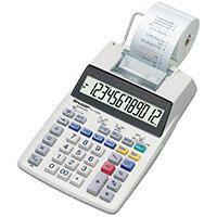 Sharp Printing Calculator EL1750V