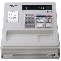 Sharp Cash Register Black XEA137WH