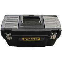 Stanley series 2 20inches inches Plastic Tool Box w/ Tray