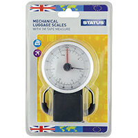 Status Mechanical Luggage Scales Pack of 4 SMLSCALE1PK4