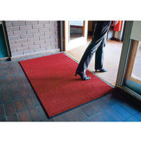 Matting Economy Entrance 1200x1800 mm Red