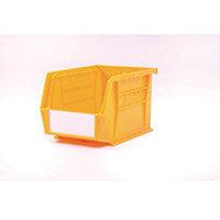 Bin-Storage Linbin Yellow Pack Of 10 Lxwxhmm:210X140X130